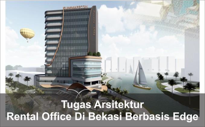 Desain Rental Office di Summarecon Bekasi