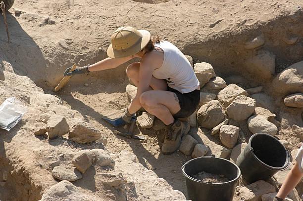 Como é a vida de um Arqueólogo?