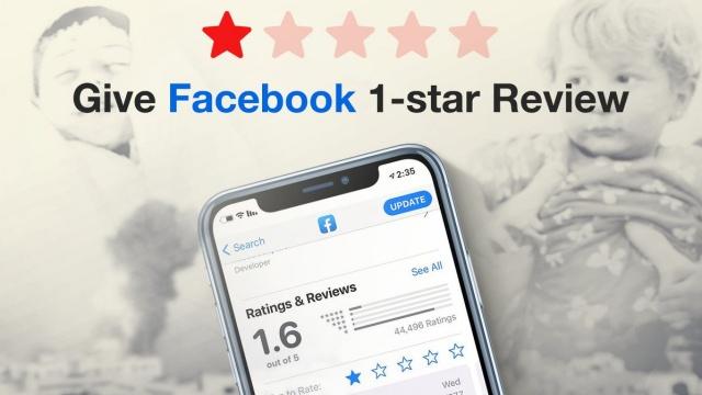 Dibanjiri Ulasan Bintang 1, Facebook Terancam Didepak dari Play Store