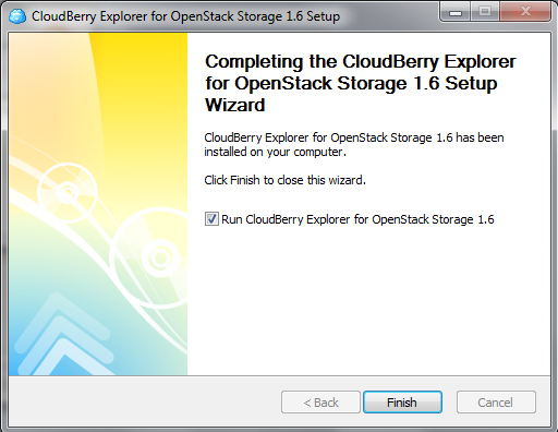OpenStack Freeware Tool Success