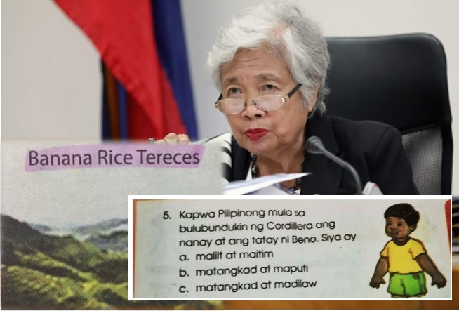 'Banana Rice Tereces?': DepEd to review errors in textbooks