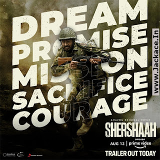 Shershaah First Look Poster 13