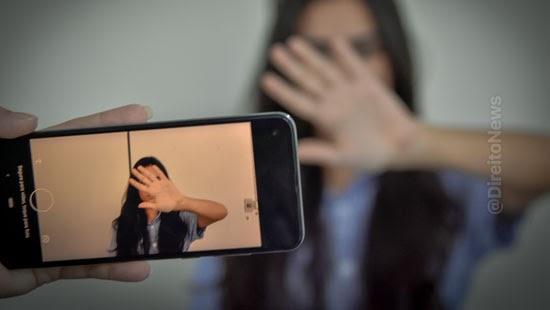 crimes ciberneticos exposicao intima consentimento vitima