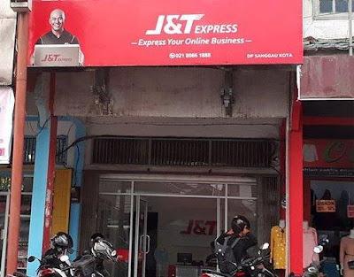 Agen J&T Express Di Sanggau
