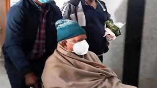 lalu prasad yadav hospitalized
