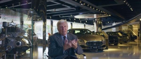 Fangio, el hombre que domaba las máquinas (2020) HD 720p Latino