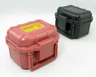 Airtight Watch Storage Boxes