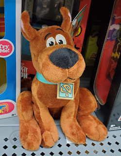 Basic Fun Scoob! Movie Mini Plush