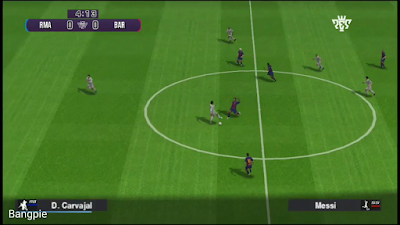 eFootball PES 2020 PPSPP Android Real Madrid Edition [ English Version ]