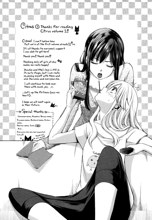 Citrus Chapter 4A Bahasa Indonesia