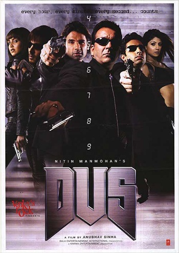 Dus 2005 Hindi Movie Download