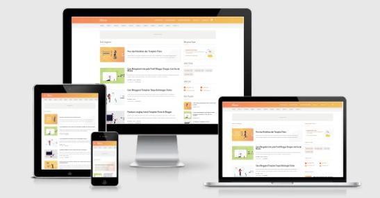 download template blogger gratis terbaru