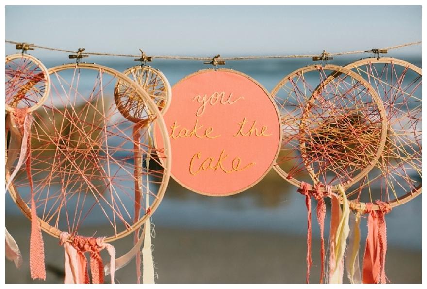 395f01a34182 A Boho Dreamcatcher Wedding Theme