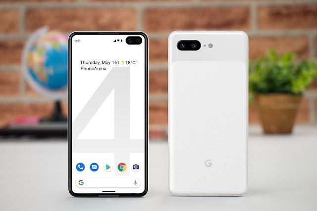 The new Google Pixel 4 phone gets an exciting redesign