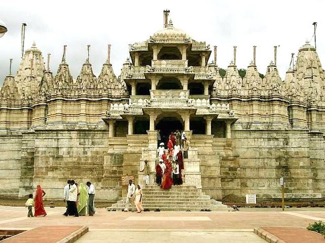 Dilwara Temples - The Magnificence of Jainism, dilwara temple architecture