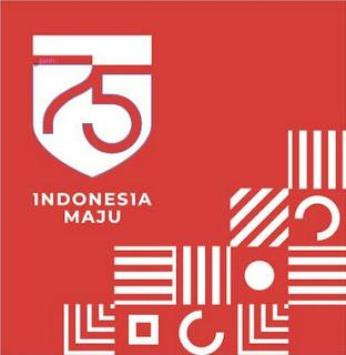 Logo HUT RI Ke 75 Hari Kemerdekaan RI Ke 75 Tahun 2020
