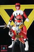 Lightning Collection Lost Galaxy Red Ranger 50