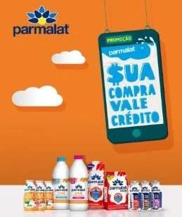 Cadastrar Promoção Parmalat Ganhe 10 Reais Bônus Celular