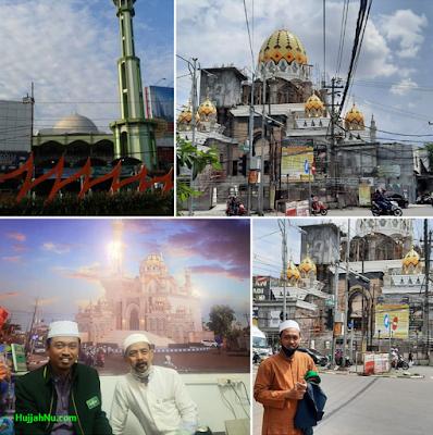 """Masjid """"Kormas"""" Al-Islah - Surabaya"""