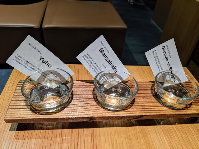 What to drink in Japan: sake