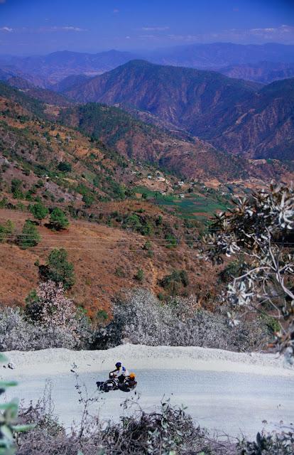 Challenging Road Bike Tour in Guatemala