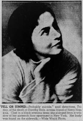 Dorothy Hale Suicide