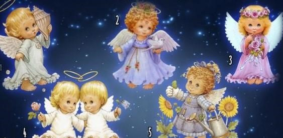 Рождественское гадание: выбери ангела и узнайте, что вас ждет в наступившем году