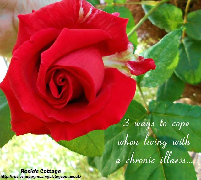 3 ways to cope when living with a chronic illness