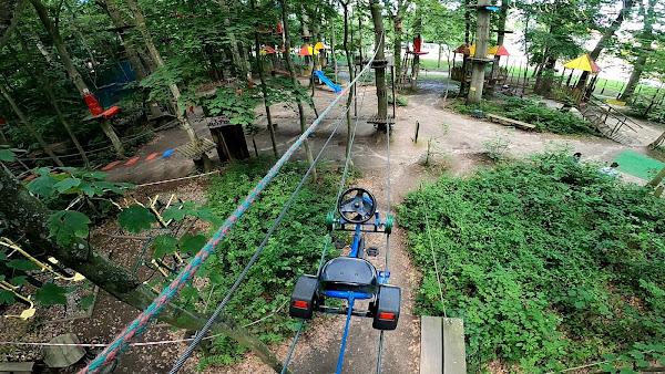 Park linowy RewaPark