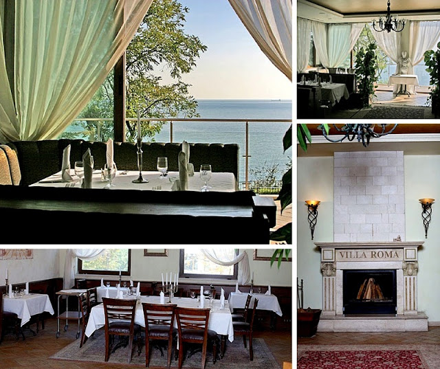 ресторант в морската градина във варна