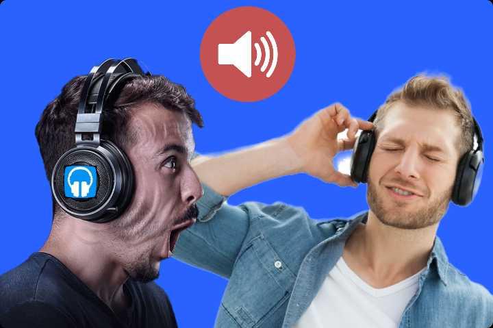 زيادة حجم صوت سماعات الرأس أو الأذن بأضعاف مضاعفة إذا كنت تعاني من ضعف حجح صوتها
