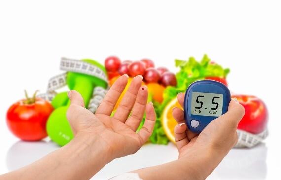 ambil makanan yang berkhasiat untuk kawal gula darah