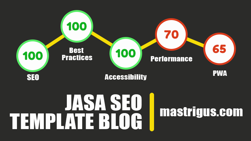 Jasa Edit SEO Template Blog