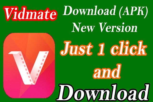 Vidmate for download