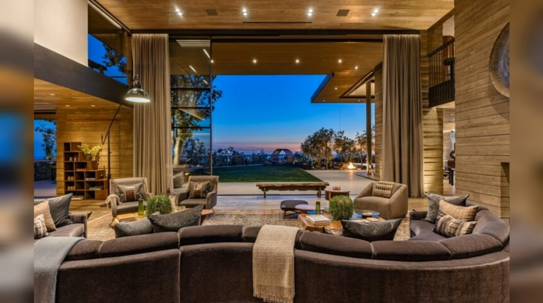 62 Interior Design Photos vs. 1601 San Onofre Dr, Pacific Palisades, CA Ultra Luxury Mansion Tour