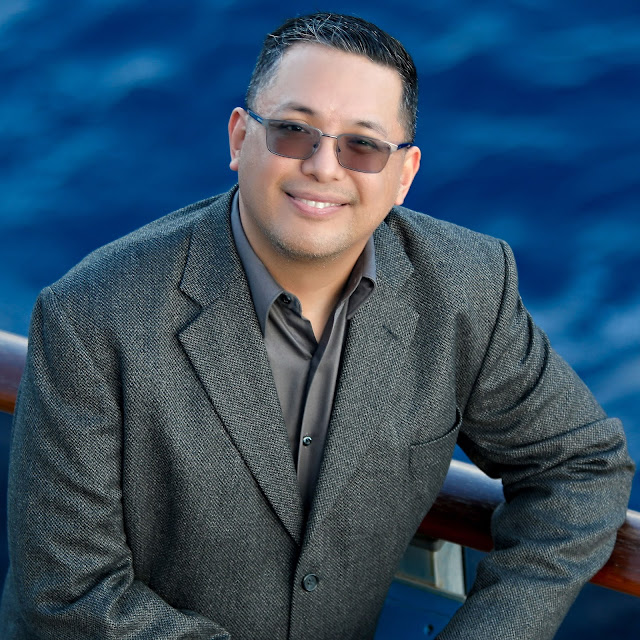 "A Talk with Charmeljun Gallardo, Author of ""Ready For The World Series"""