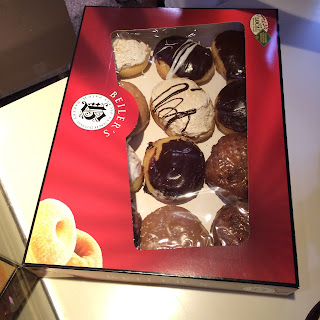 reading terminal market doughnuts donuts