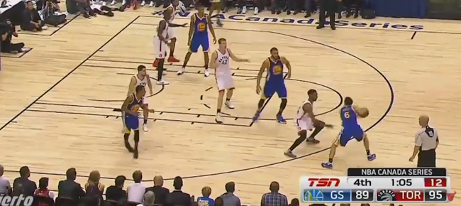 HIGHLIGHTS: Toronto Raptors vs. Golden State Warriors (VIDEO) NBA Preseason