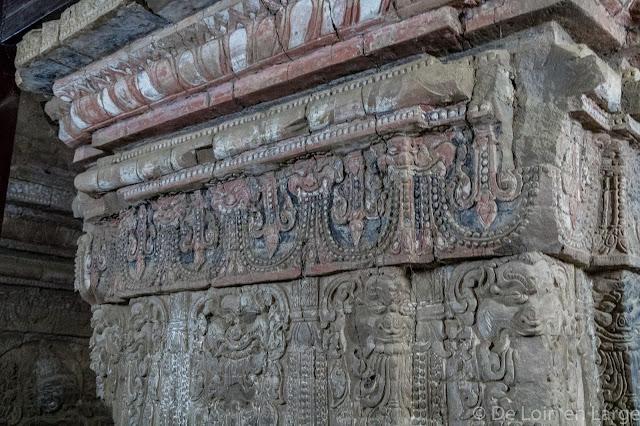 Nam Paya temple - Bagan - Myanmar - Birmanie