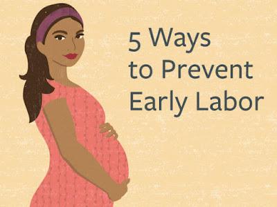 مخاطر الولاده المبكره