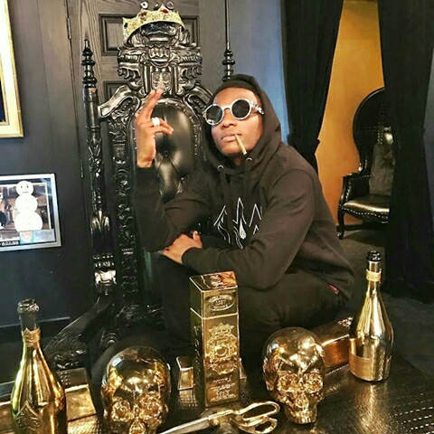 Wizkid Named in 2018 Guinness Book of World Records