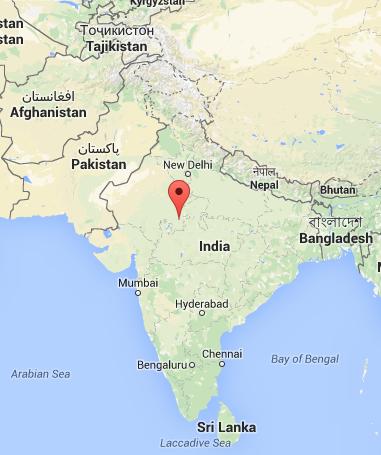 Daftar negara di Asia Selatan