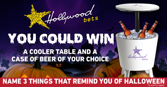 Hollywoodbets Halloween Promotion