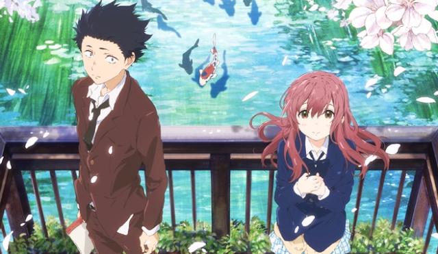 Koe no Katachi, SAO Ordinal Scale e outros 3 Animes são pré-indicados ao Oscar!