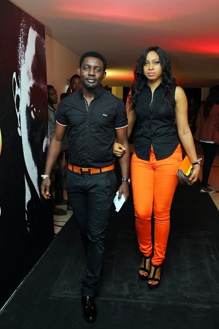 comedian ay wife 5th wedding anniversary