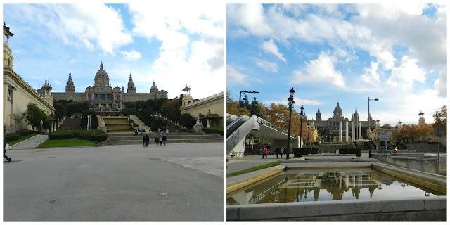 MNAC - Museu Nacional de Arte da Catalunha - Barcelona