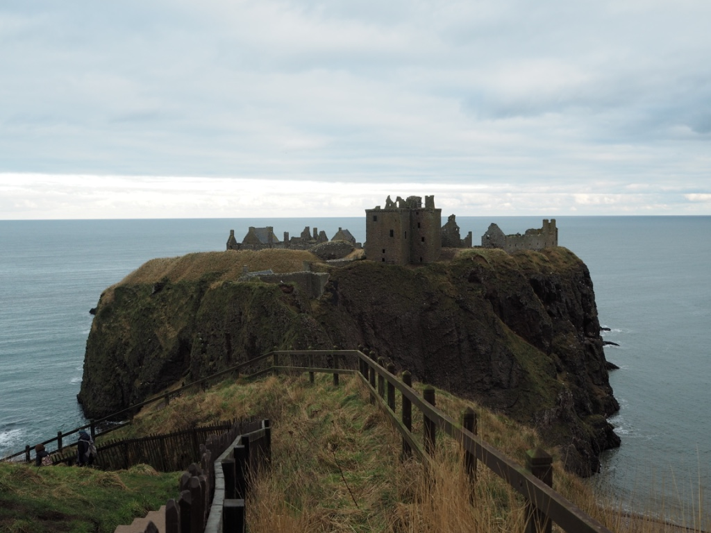 dunnottar castle scotland