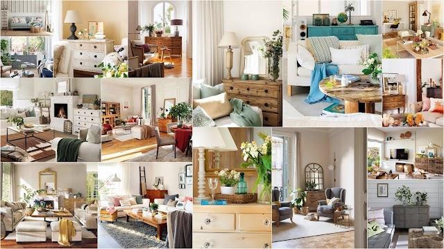 Μια  συρταριέρα στο ...σαλόνι