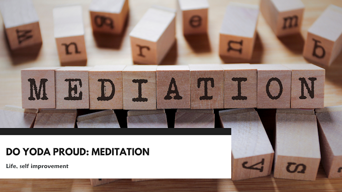 Do Yoda Proud: Mediation