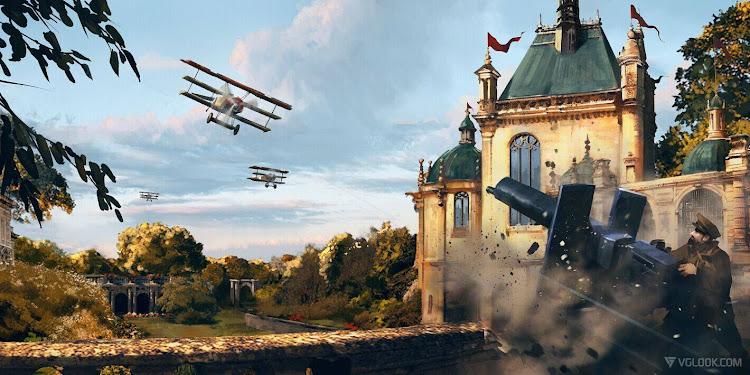 یاری باتەلفييلد یەک : گەیمپلەی + چیرۆكی یاریهكه Battlefield 1